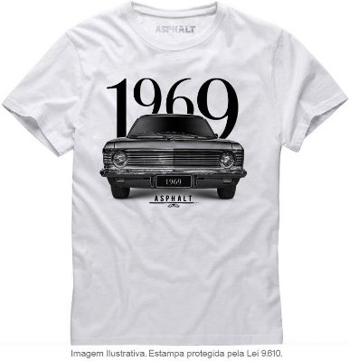 Camiseta Opalenda 69 Classic