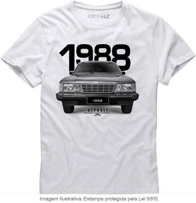 Camiseta Opalenda 88 Como Classic