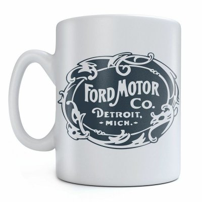 Caneca Ford Motor Sign
