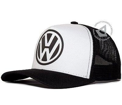 Boné Volkswagen Trucker
