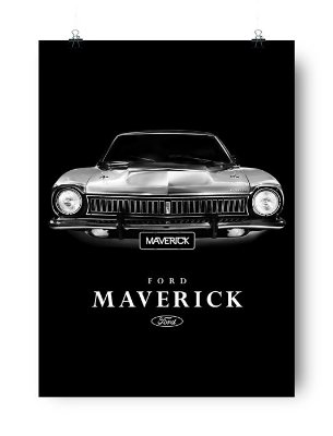 Poster Classic Maverick