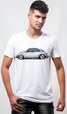 Camiseta Fusca Cast Design