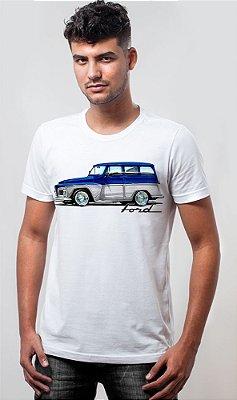 Camiseta Rural Willys Cast Design