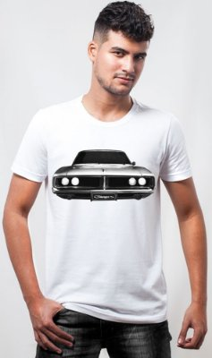 Camiseta Dodge Charger R/T Classic