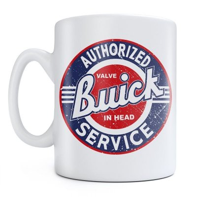 Caneca Buick Sign