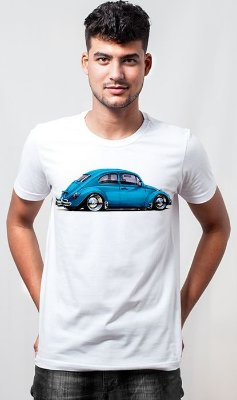 Camiseta Fusca 60's Cast Design