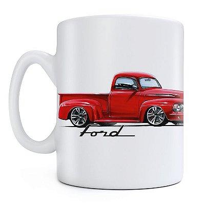 Caneca Ford F1 Cast Design