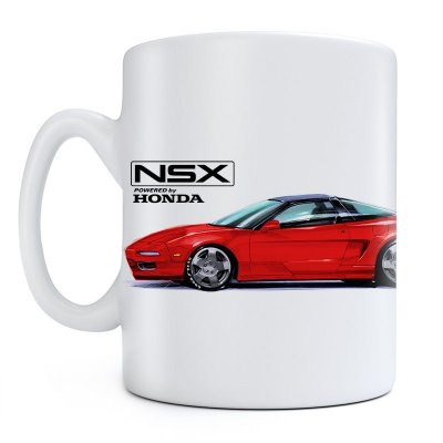 Caneca Honda NSX Cast Design