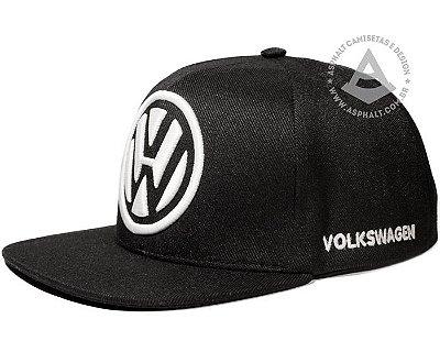 Boné Volkswagen Snapback