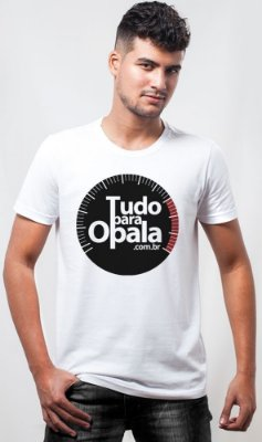 Camiseta Tudo Para Opala