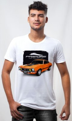 Camiseta Pastore Maverick GT