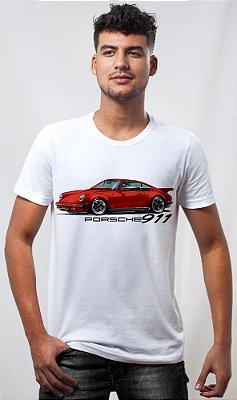 Camiseta Porsche 911 Cast Design