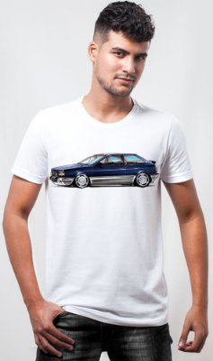 Camiseta Gol GTI Cast Design