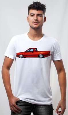 Camiseta Saveiro Summer Orbital Cast Design