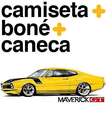 Kit Maverick GT Cast Design
