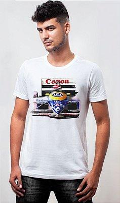 Camiseta Piquet Cast Design