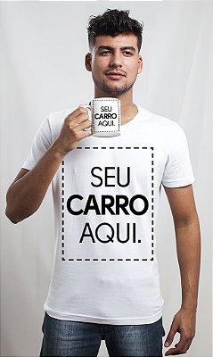 Kit Personalizado: Camiseta + Caneca