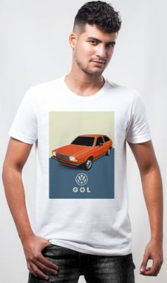 Camiseta Gol Retrô