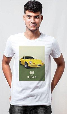 Camiseta Puma GT Retrô