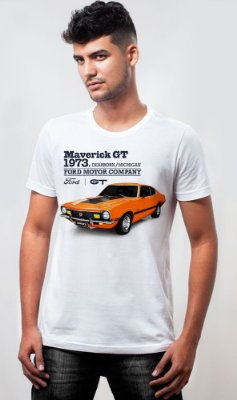Camiseta Maverick GT Racing