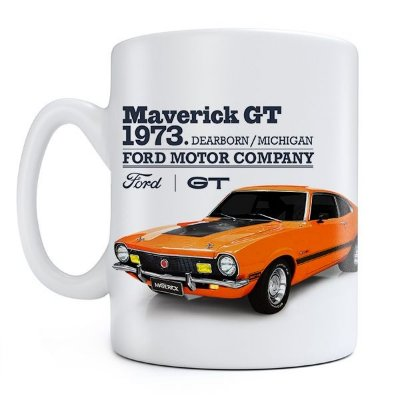 Caneca Maverick GT Racing