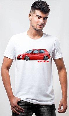 Camiseta Golf MK3 GTI Cast Design