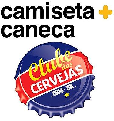Kit Clube das Cervejas Tampinha