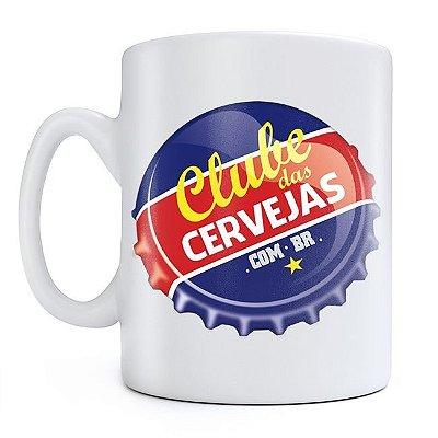 Caneca Clube das Cervejas Tampinha