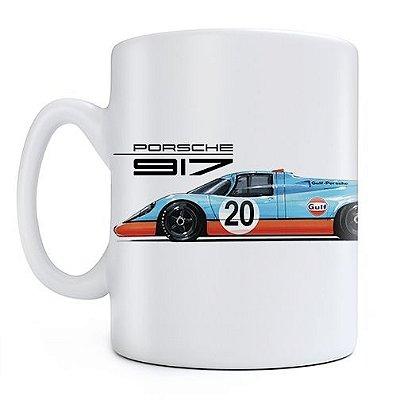 Caneca Porsche 917 Cast Design
