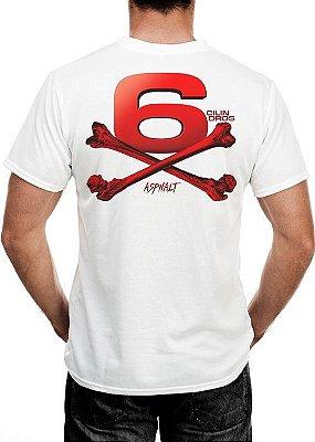 Camiseta 6 Cilindros
