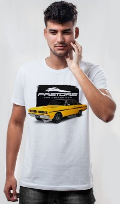 Camiseta Pastore Dodge Charger RT 1975