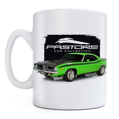 Caneca Pastore Plymouth Barracuda