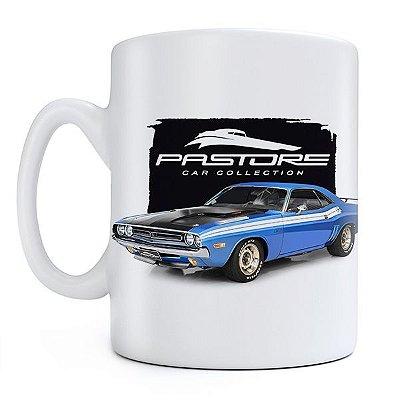 Caneca Pastore Dodge Challenger 1971