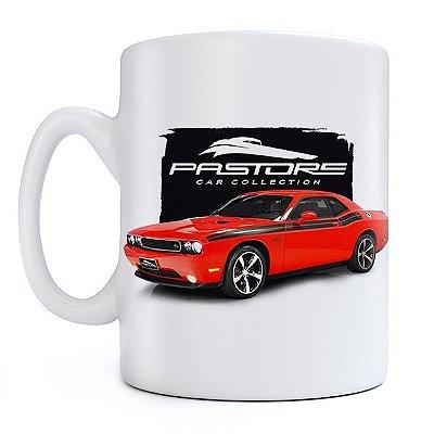 Caneca Pastore Dodge Challenger 2014
