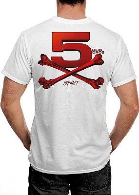 Camiseta 5 Cilindros
