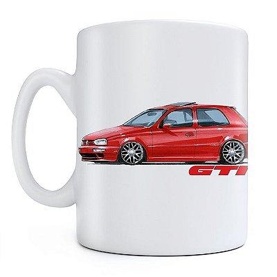 Caneca Golf MK3 GTI Cast Design