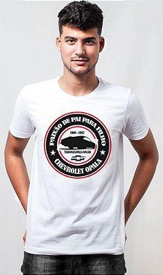 Camiseta TPO Paixão de Pai para Filho