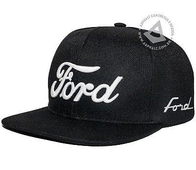 Boné Ford Snapback