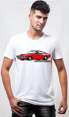 Camiseta Maverick GT 79 Cast Design