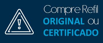 Compre refil original ou certificado