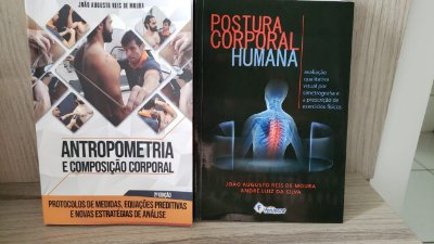 COMBO - Antropometria 2º Edição + Postura Corporal Humana