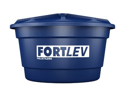 DUPLICADO - Caixa D'Água Fortlev Polietileno 150 Litros