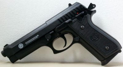 Pistola de Airsoft Taurus + Capa Brinde