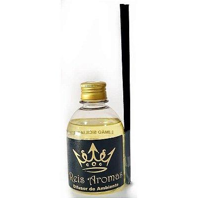 Aromatizante Difusor Limão Siciliano Reis Aromas - RA003