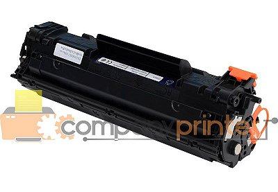 Cartucho Toner Compativel CF283A  Laserjet M125 M127