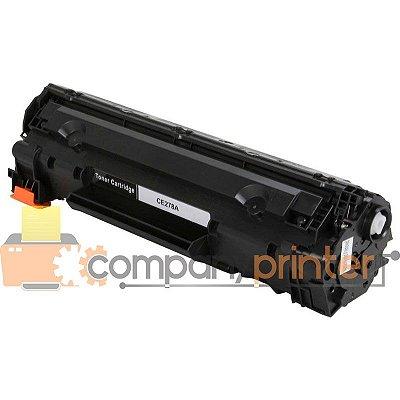 Cartucho  Toner Compativel CE278A  Laserjet P1560 P1606 M1536 78A