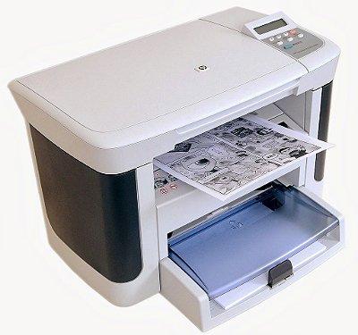 IMPRESSORA HP M1120 REVISADA COM TONER