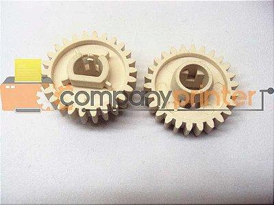 Engrenagem Impressora HP P1005 P1102 P1505 M1120 M1132 M1212 M1522 Engrenagem Rolo de Pressão