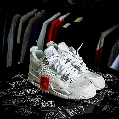 Nike Air Jordan 4 Retro Pure Money - ENCOMENDA