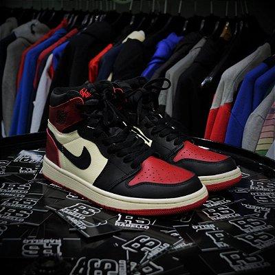 Nike Air Jordan 1 Retro High OG Bred Toe - ENCOMENDA